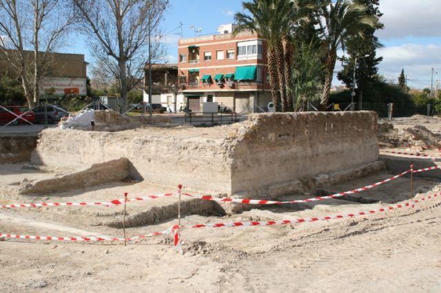 Huermur exige agilidad real en la restauración de la torre islámica de Zarandona - 2, Foto 2