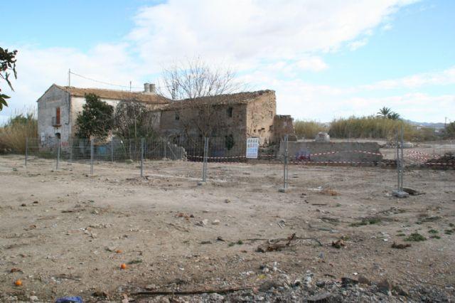 Huermur exige agilidad real en la restauración de la torre islámica de Zarandona - 4, Foto 4