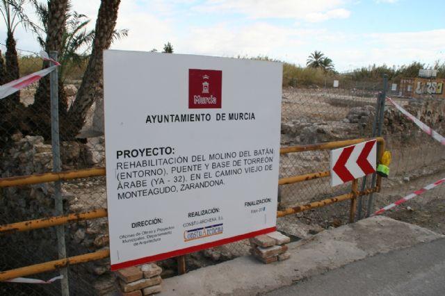 Huermur exige agilidad real en la restauración de la torre islámica de Zarandona - 5, Foto 5