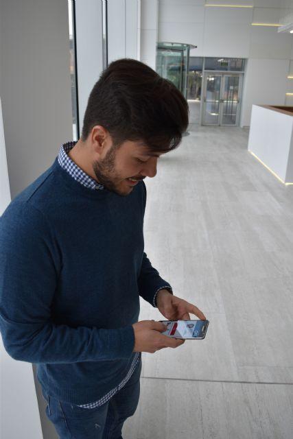 La App HLA te registrará automáticamente al llegar al hospital, Foto 1