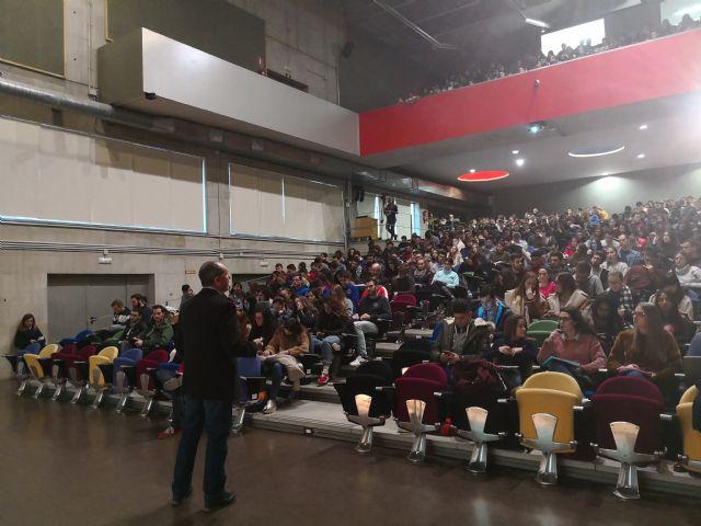 La UMU celebra unas jornadas Responsabilidad Social Corporativa - 1, Foto 1
