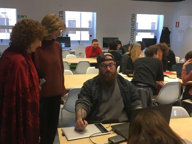 28 nuevos proyectos comienzan a gestarse en Factoría Cultural Región de Murcia gracias a las becas de la Comunidad - 1, Foto 1