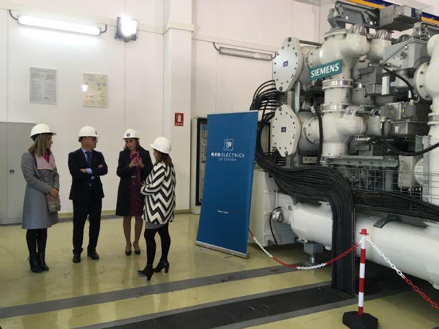 Nueva subestación eléctrica en Murcia - 1, Foto 1