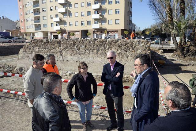El Ayuntamiento invierte en el patrimonio de la Huerta con la recuperación del entorno del Molino del Batán - 1, Foto 1