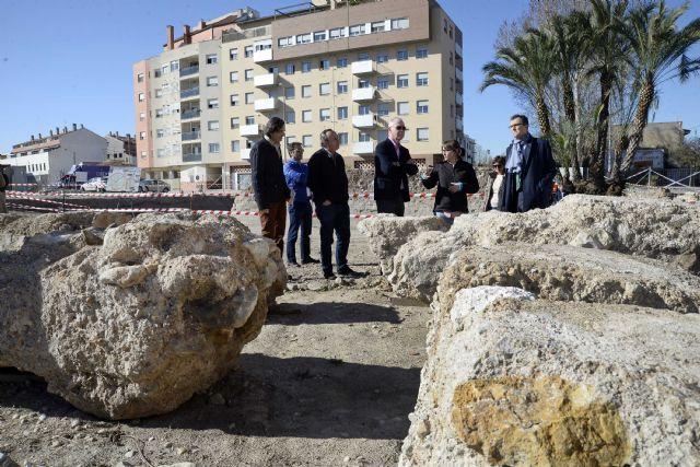 El Ayuntamiento invierte en el patrimonio de la Huerta con la recuperación del entorno del Molino del Batán - 3, Foto 3