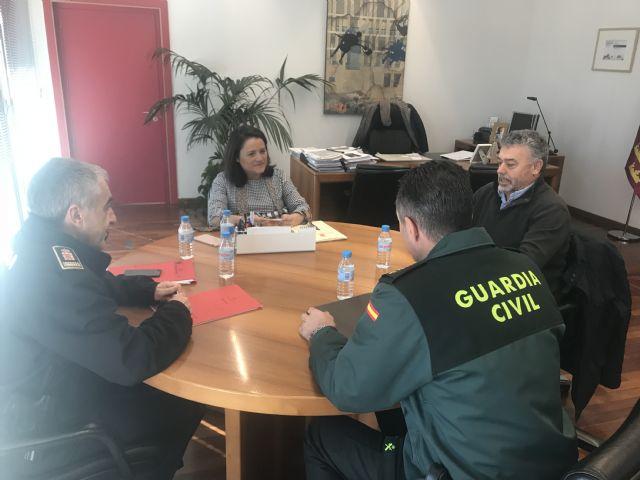 Policía Local, Policía Nacional y Guardia Civil establecerán dispositivos concretos para continuar mejorando la seguridad del municipio - 1, Foto 1