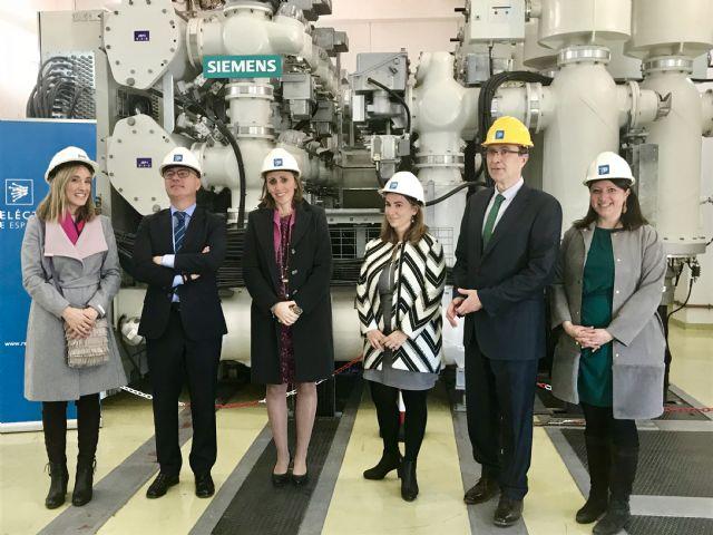 Inversión de 44 millones de euros para mejorar el suministro eléctrico en la zona sur de Murcia - 1, Foto 1