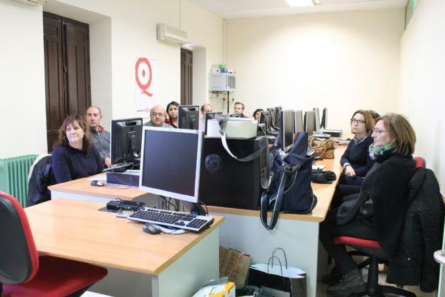 Clausura del Curso de Operaciones de Grabación y Tratamiento de    Datos y Documentos - 2, Foto 2