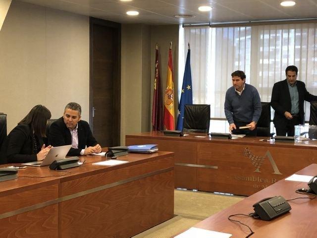 Jesús Cano: La oposición renuncia a su deber y compromiso de elaborar una ley integral del Mar Menor, Foto 1