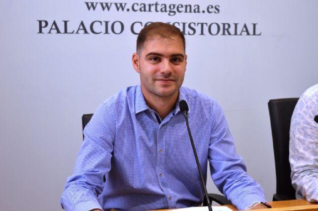 Ricardo Segado solicitará a Hacienda que continúe con el trabajo iniciado por MC para lograr la bonificación del IBI a favor del Circuito de Velocidad de Cartagena - 1, Foto 1