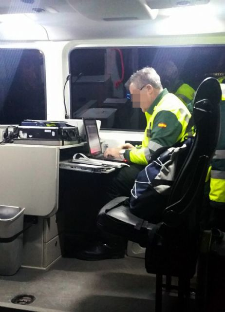 La Guardia Civil detiene al conductor de un camión pesado que superaba cinco veces la tasa de alcohol. - 2, Foto 2
