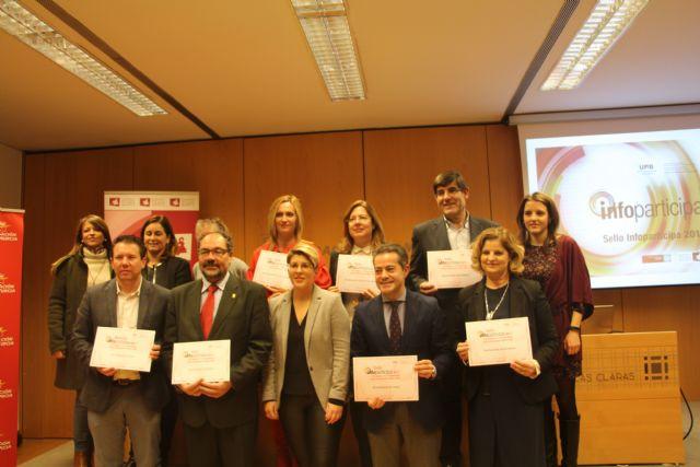 San Pedro del Pinatar obtiene por segundo año consecutivo el sello InfoParticipa a la transparencia - 2, Foto 2