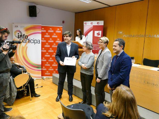 El Ayuntamiento de Cartagena recibe el premio a la Transparencia - 1, Foto 1