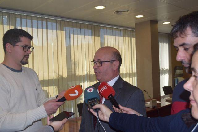 Ciudadanos exige que la ley integral de protección del Mar Menor esté terminada antes de finalizar la legislatura - 1, Foto 1