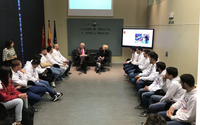 Recepción a los deportistas murcianos que han conseguido medalla en el Campeonato de España Senior de Luchas Olímpicas, Foto 2