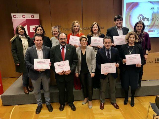 Alcantarilla renueva el SELLO INFOPARTICIPA 2017, junto a otros cinco ayuntamientos de la Región de Murcia, a la transparencia de la comunicación pública local - 1, Foto 1