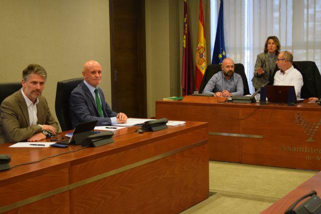 """Domingo Coronado : """"El Gobierno regional actúa con seriedad y rigor para solucionar el problema de la sierra minera de Cartagena"""" - 1, Foto 1"""