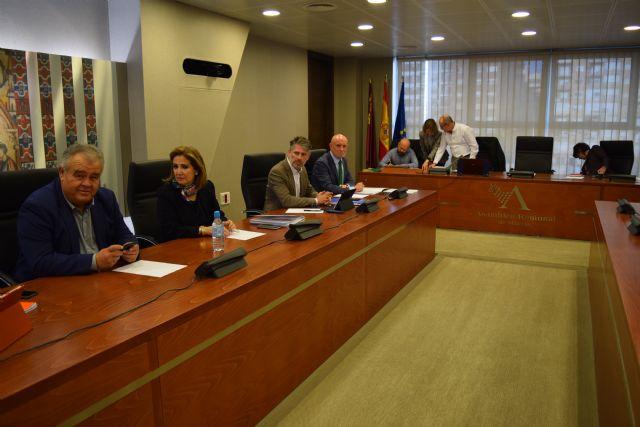 """Domingo Coronado : """"El Gobierno regional actúa con seriedad y rigor para solucionar el problema de la sierra minera de Cartagena"""" - 2, Foto 2"""