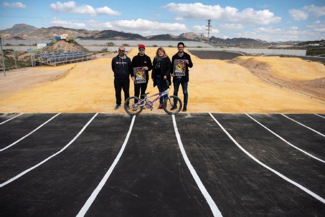 Mazarrón volverá a ser sede la carrera de BMX con mayor participación internacional de España, Foto 1