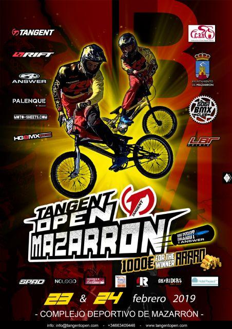 Mazarrón volverá a ser sede la carrera de BMX con mayor participación internacional de España, Foto 2