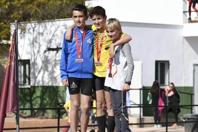 Diez medallas para el Club Atletismo Alhama en el Campeonato Regional de Categorías Menores - 1, Foto 1