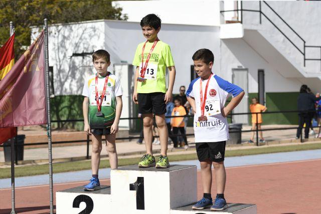 Diez medallas para el Club Atletismo Alhama en el Campeonato Regional de Categorías Menores - 2, Foto 2