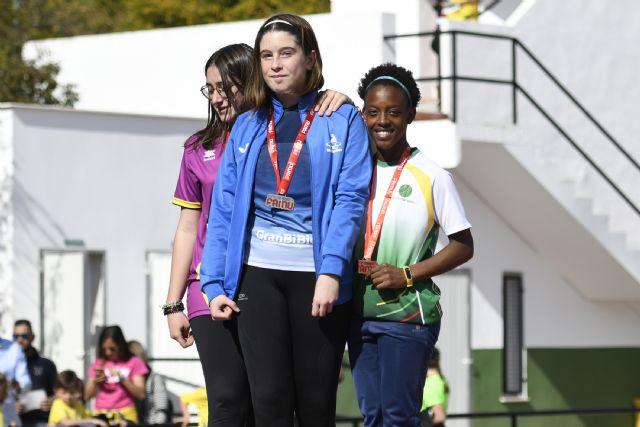 Diez medallas para el Club Atletismo Alhama en el Campeonato Regional de Categorías Menores - 3, Foto 3