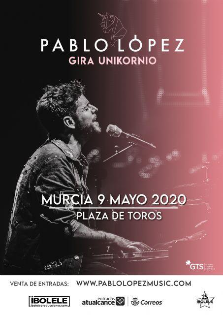 Pablo López vuelve a Murcia en 2020 - 1, Foto 1