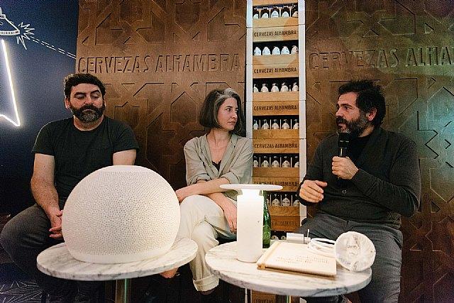 Murcia Inspira mostr� la vanguardia alfarera de Pott en la �ltima edici�n de Creando Despacio, Foto 1