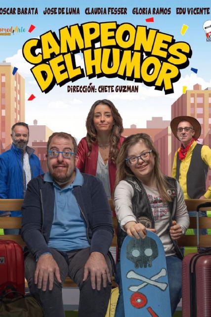 Campeones del Humor en el Teatro Circo Apolo El Algar - 1, Foto 1
