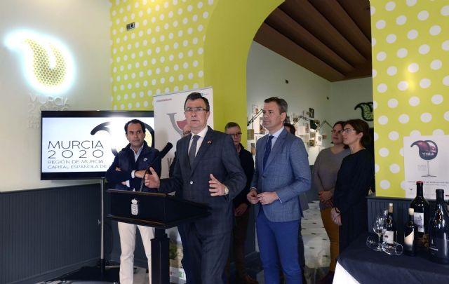 Comienzan las catas de vino gratuitas D.O.P Yecla en la sede central de Murcia Capital Gastronómica - 3, Foto 3