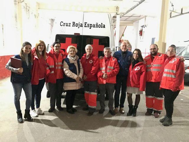 Servicios Sociales y Cruz Roja Cartagena a pie de calle - 1, Foto 1