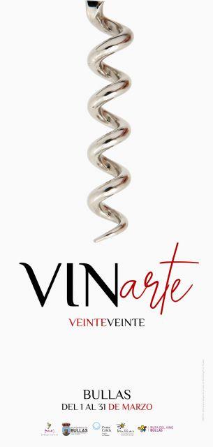 Arte, cultura, gastronomía y enoturismo engloban 'Vinarte 2020' - 1, Foto 1