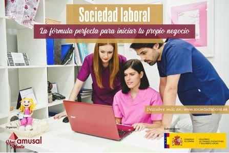 Sociedad Laboral: La fórmula perfecta para iniciar tu propio negocio - 1, Foto 1