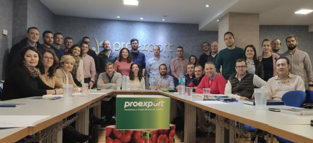 Agrónomos de las empresas de Proexport impulsan el cumplimiento de la normativa del Mar Menor - 1, Foto 1
