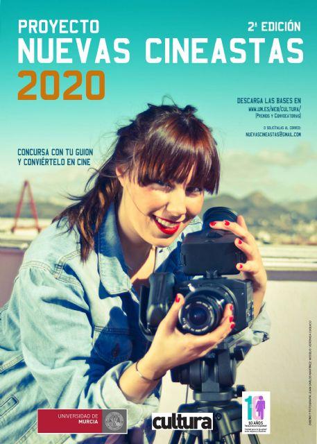 La Universidad de Murcia convoca la segunda edición de ´Nuevas cineastas´ - 1, Foto 1