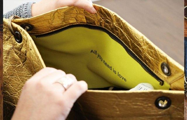 Crean para San Valentín un bolso que permite enviar mensajes secretos de amor - 1, Foto 1
