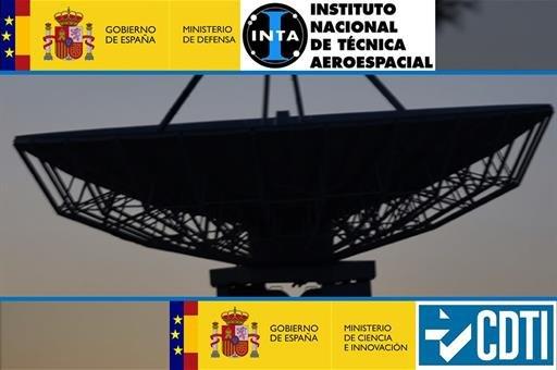 El Instituto Nacional de Técnica Aeroespacial firma con el Ministerio de Ciencia e Innovación operar el satélite Ingenio - 1, Foto 1