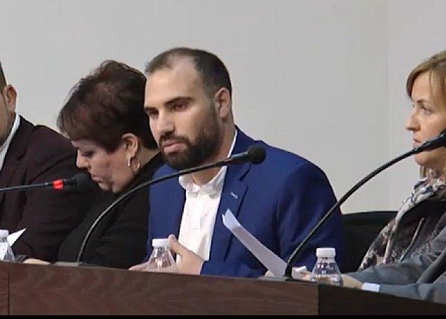 Ciudadanos aprueba en San Javier una moción pidiendo al Gobierno Nacional un plan contra riadas en el entorno del Mar Menor - 1, Foto 1