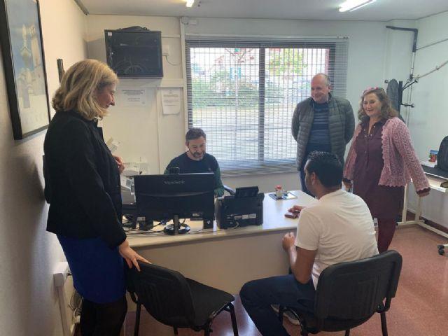 Las oficinas de Atención Ciudadana de Sangonera la Seca y Sangonera la Verde realizaron más de 5.000 gestiones en 2019 - 1, Foto 1