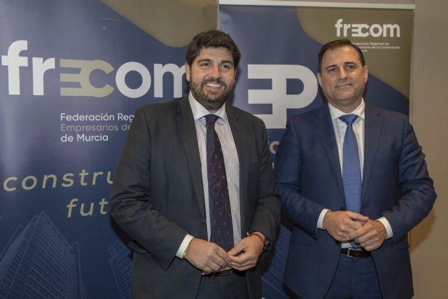 López Miras: Tenemos la mano tendida al Gobierno central pero seremos inflexibles para garantizar la igualdad de todos los murcianos - 1, Foto 1
