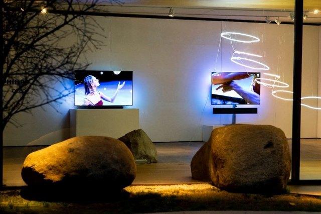 Philips TV muestra sus últimas novedades en una noche de diseño, luz y sonido - 1, Foto 1