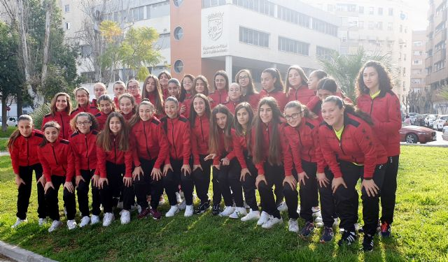 Las selecciones Sub-15 y Sub-17 femeninas afrontan la 2a fase del Nacional - 1, Foto 1