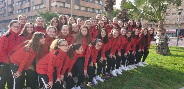 Las selecciones Sub-15 y Sub-17 femeninas afrontan la 2a fase del Nacional - 2, Foto 2