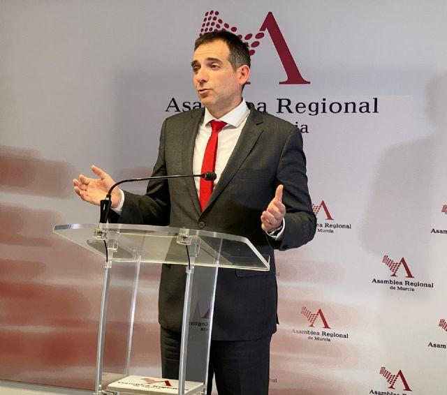 """Juan José Liarte, Diputado Regional: """"Más de la mitad de los doce puntos negociados con VOX del acuerdo de presupuestos incluye mejoras de carácter social"""" - 1, Foto 1"""