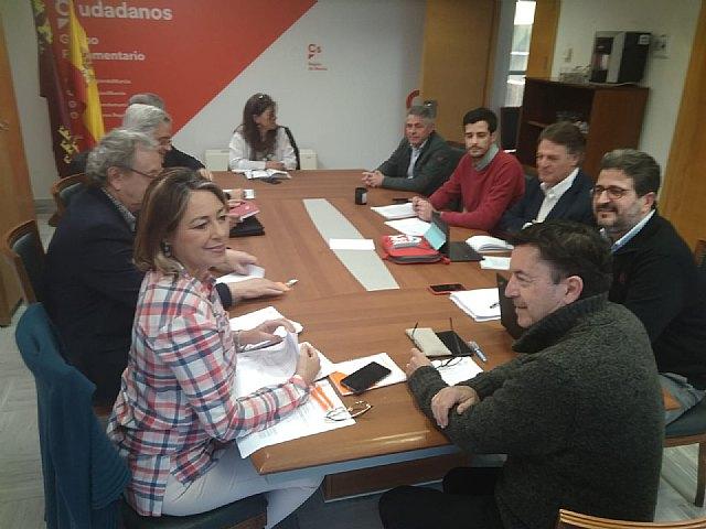 Ciudadanos reafirma el diálogo como herramienta principal para impulsar la regeneración del Mar Menor, Foto 1