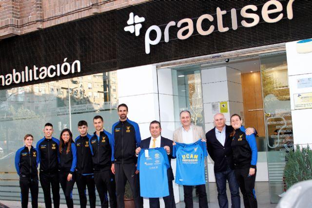 UCAM Atletismo Cartagena y Practiser vuelven a unir sus fuerzas - 4, Foto 4