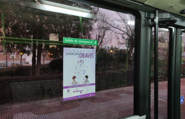 Arriva Madrid y la Fundación Síndrome de Dravet ponen en marcha la campaña Autobuses de solidaridad - 1, Foto 1