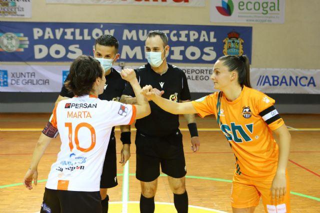 Tres puntos de oro del STV frente al Ourense Envialia - 3, Foto 3