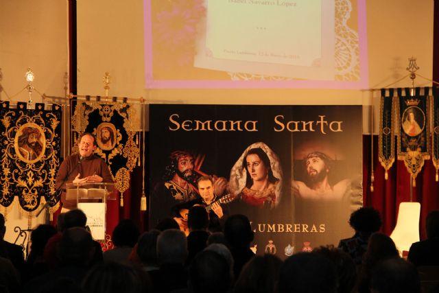 La escritora lumbrerense Isabel Navarro pregonó la Semana Santa lumbrerense - 2, Foto 2
